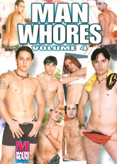 Man Whore 4 DVD