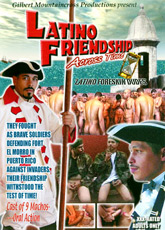 Latino Friendship Across Time DVD