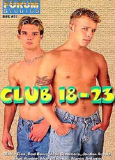 Club 18 To 23 DVD