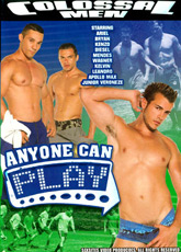 Anyone Can Play DVD