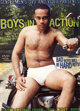 Boys In Action DVD